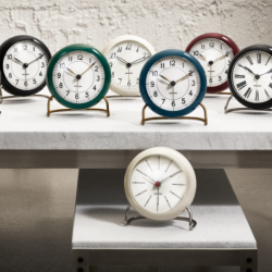 Rosendahl Station Table Clocks