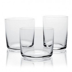 Alessi Set Drinking Glasses J Morrison
