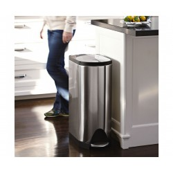 Simplehuman Butterfly Step Can