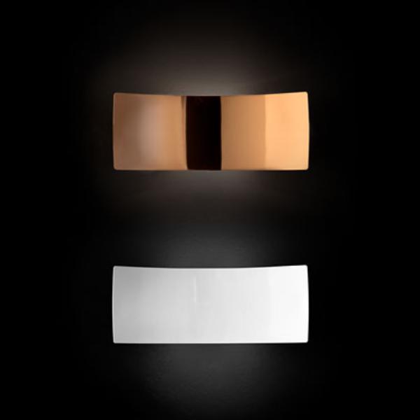 Oluce Lens 151 wall Lamp