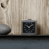 Leff amsterdam Block Clock Black