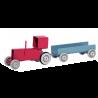 Archetoys Tractor 1 + Wagon