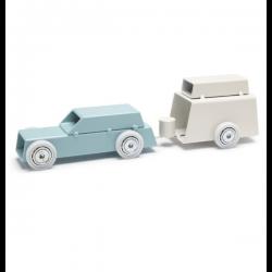 ArcheToys Car 2 + Caravan