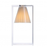 Kartell Light-Air Table Lamp Beige