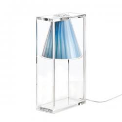 Kartell Light-Air Table Lamp Sea Blue