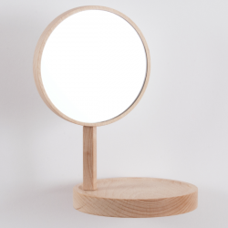 Moustache Belvédère Little Mirror with Shelve