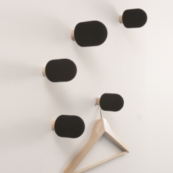Moustache Micro Set Coat Hook