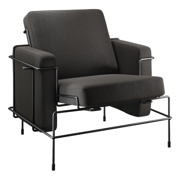 Buy The Magis Chair Traffic Armchair Questo Design