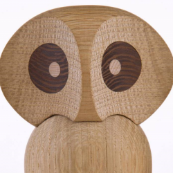 Architectmade Wooden Owl