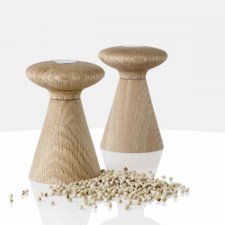Stelton Forest Salt and Pepper Mill