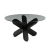 Normann Copenhagen Ding Table Smoke / Black