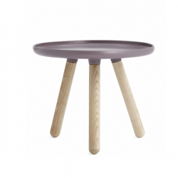 Normann Copenhagen Tablo Table Small Warm Grey / Ash