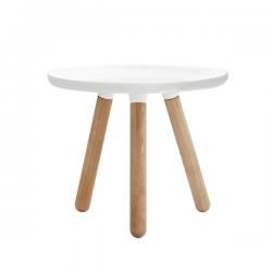 Normann Copenhagen Tablo Table Small White / Ash