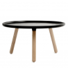 Normann Copenhagen Tablo Table Large Black / Ash