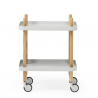 Normann Copenhagen Block Trolley Light Grey