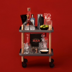 Normann Copenhagen Block Trolley