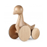 Normann Copenhagen Ducky Wooden Figure