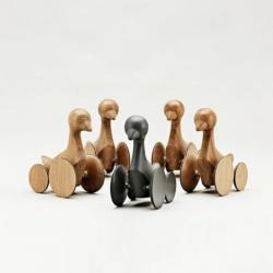Normann Copenhagen Ducky Wooden Figure