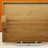 Alessi Quattro Muri E Due Case Tray, Bamboo