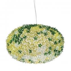 Kartell Bloom Pendant Round Lamp Mint