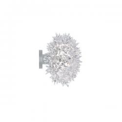 Kartell Bloom Wall/Ceiling Lamp Crystal