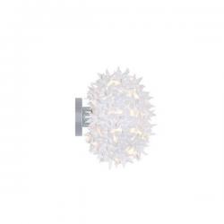 Kartell Bloom Wall/Ceiling Lamp Glossy White