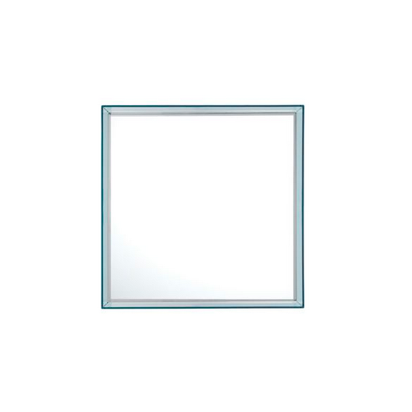 Kartell Only Me Square Mirror Blue