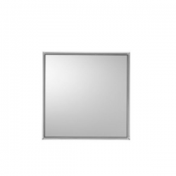 Kartell Only Me Square Mirror Crystal