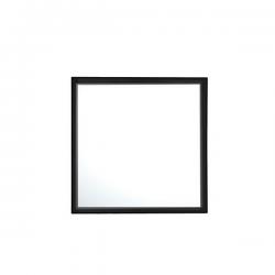 Kartell Only Me Square Mirror Shinny Black
