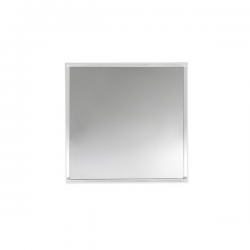 Kartell Only Me Square Mirror White