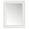 Kartell Francois Ghost Mirror Large White