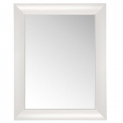 Kartell Francois Ghost Mirror Large Crystal