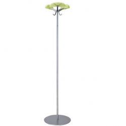 Kartell Alta Tensione Coat Stand Ceder Yellow