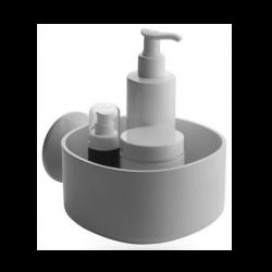 Alessi Birillo Bathroom / shower Caddy White