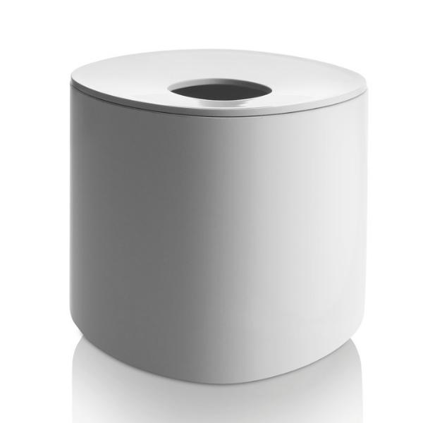 Alessi Birillo Tissue Box White