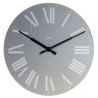 Alessi Firenze Clock Grey