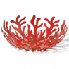 Alessi Bowl Mediterraneo Fruit Holder Red