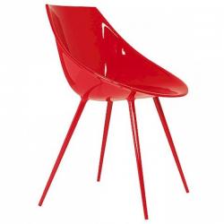 Driade Lago Chair Red