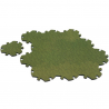 Magis Puzzle Carpet Grass