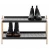 Normann Copenhagen Sko Shoe Rack Dark Grey