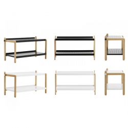 Normann Copenhagen Sko Shoe Racks