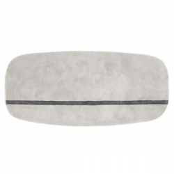 Normann Copenhagen Oona Carpet 90 x 200cm Grey