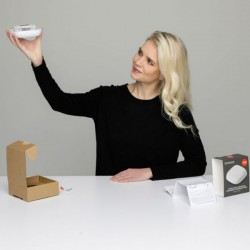 Kupu Photoelectric Smoke Alarm