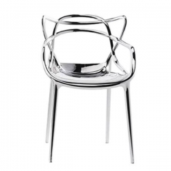 Kartell Masters Chair Chrome