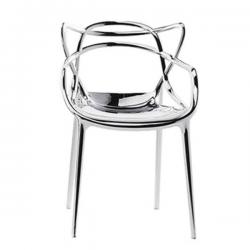 Kartell Masters Chair Chrome
