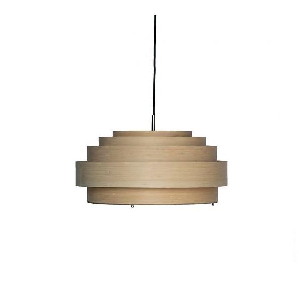 Ay Illuminate Thin Wood Lampshade Small