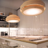 Illuminate Thin Wood Lampshade