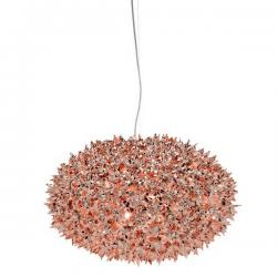 Kartell Bloom Large Metallic Pendant Lamp Copper