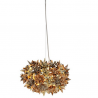 Kartell Bloom Large Metallic Pendant Lamp Gold-bronze-Copper