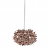 Kartell Bloom Large Metallic Pendant Lamp Chrome